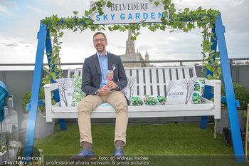 Belvedere Sky Garden - On Top Hypo NOE - Di 12.06.2018 - Markus FERRIGATO78