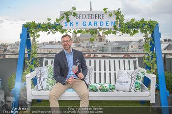 Belvedere Sky Garden - On Top Hypo NOE - Di 12.06.2018 - Markus FERRIGATO79