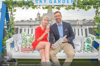 Belvedere Sky Garden - On Top Hypo NOE - Di 12.06.2018 - Markus FERRIGATO, Rebecca RAPP81
