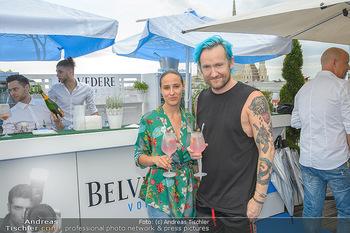 Belvedere Sky Garden - On Top Hypo NOE - Di 12.06.2018 - Franz Josef BAUR, Julia PHILIPPITSCH86