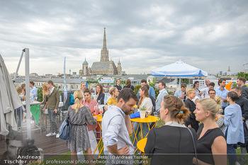 Belvedere Sky Garden - On Top Hypo NOE - Di 12.06.2018 - Rooftop Bar, Sommerfest, Terrassenparty, Terrasse, Stephansdom96