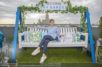 Belvedere Sky Garden - On Top Hypo NOE - Di 12.06.2018 - Maria YAKOVLEVA103