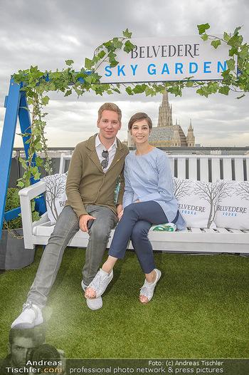 Belvedere Sky Garden - On Top Hypo NOE - Di 12.06.2018 - Maria YAKOVLEVA, Clemens TRISCHLER106