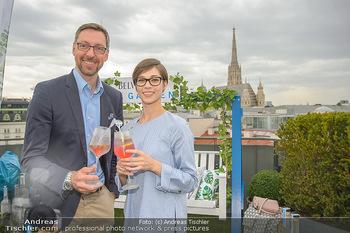 Belvedere Sky Garden - On Top Hypo NOE - Di 12.06.2018 - Markus FERRIGATO, Maria YAKOVLEVA111