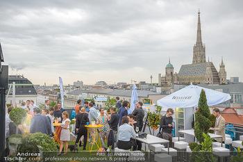 Belvedere Sky Garden - On Top Hypo NOE - Di 12.06.2018 - Rooftop Bar, Sommerfest, Terrassenparty, Terrasse, Stephansdom112