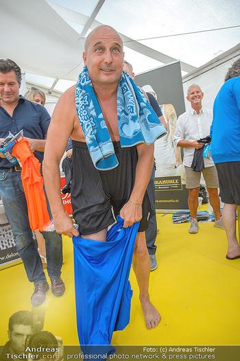 Promi Beachvolleyball - Strandbad Baden - Mi 13.06.2018 - Christoph FÄLBL42