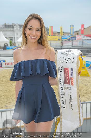 Promi Beachvolleyball - Strandbad Baden - Mi 13.06.2018 - Celine SCHRENK49