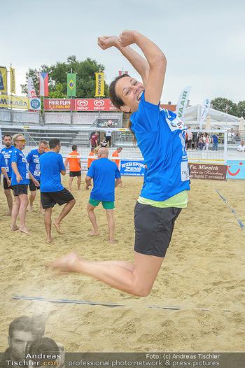 Promi Beachvolleyball - Strandbad Baden - Mi 13.06.2018 - Vera RUSSWURM59