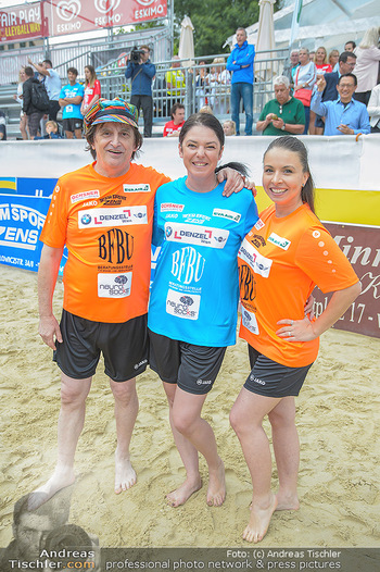 Promi Beachvolleyball - Strandbad Baden - Mi 13.06.2018 - 62