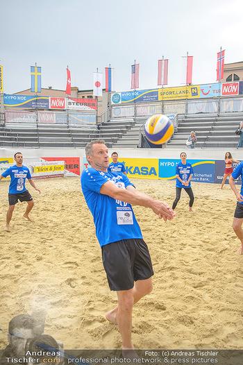 Promi Beachvolleyball - Strandbad Baden - Mi 13.06.2018 - Toni PFEFFER64
