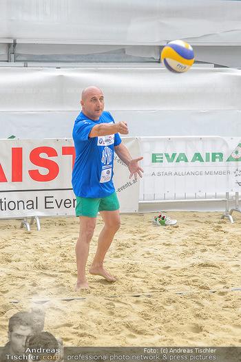 Promi Beachvolleyball - Strandbad Baden - Mi 13.06.2018 - Christoph FÄLBL68