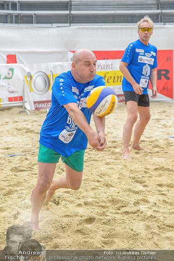 Promi Beachvolleyball - Strandbad Baden - Mi 13.06.2018 - Christoph FÄLBL72