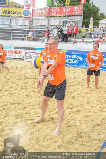 Promi Beachvolleyball - Strandbad Baden - Mi 13.06.2018 - Peter STÖGER74