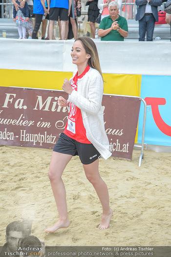 Promi Beachvolleyball - Strandbad Baden - Mi 13.06.2018 - Celine SCHRENK79