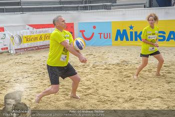 Promi Beachvolleyball - Strandbad Baden - Mi 13.06.2018 - Martin DOLEZAL83
