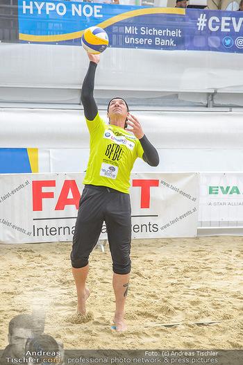 Promi Beachvolleyball - Strandbad Baden - Mi 13.06.2018 - Michael SEIDA84