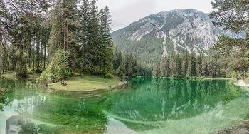Österreich in Farben - Österreich - Mo 02.07.2018 - Grüner See Steiermark Hochschwabgebiet Naturjuwel Idylle Bergse7