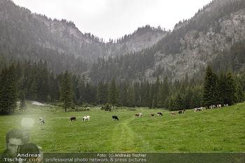 Österreich in Farben - Österreich - Mo 02.07.2018 - Unwetter in den Bergen, Bergwelt, Wandern, Gefahr, Gewitter, Reg18