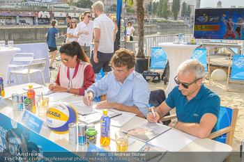 Beachvolleyball Casting - Tel Aviv Beach Club - Mi 04.07.2018 - 3