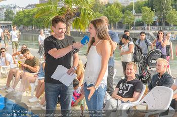 Beachvolleyball Casting - Tel Aviv Beach Club - Mi 04.07.2018 - 4