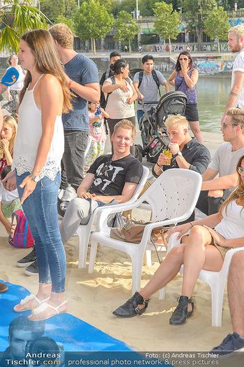 Beachvolleyball Casting - Tel Aviv Beach Club - Mi 04.07.2018 - 5