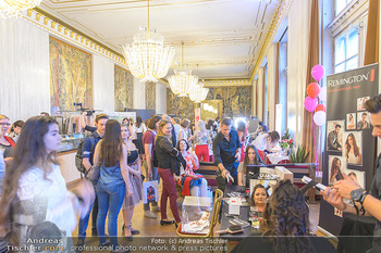 Fashion CheckIn - Wiener Staatsoper - So 08.07.2018 - 13