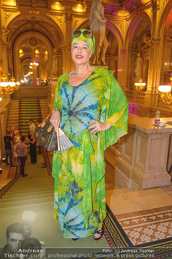 Fashion CheckIn - Wiener Staatsoper - So 08.07.2018 - Andrea BUDAY32