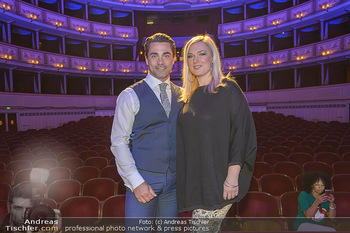 Fashion CheckIn - Wiener Staatsoper - So 08.07.2018 - Ingrid DIEM, Andreas SEIDL39