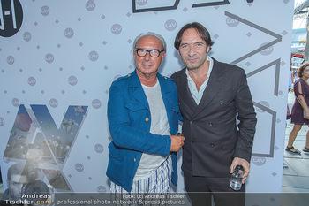 Opening - LAV - Mo 09.07.2018 - Reinhard KÖCK, Loran PEJCINOSKI37