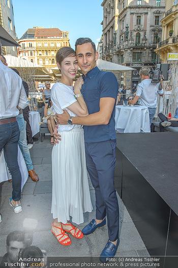Opening - LAV - Mo 09.07.2018 - Maria YAKOVLEVA, Richard SZABO70