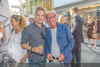 Opening - LAV - Mo 09.07.2018 - Clemens TRISCHLER, Reinhard KÖCK75