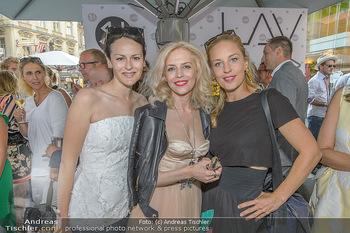 Opening - LAV - Mo 09.07.2018 - Anelia PESCHEV, Emilija GRANKOVA, Lilian KLEBOW80