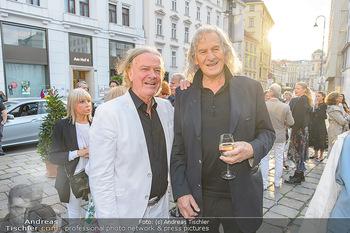 Premiere ´Der eingebildete Kranke´ - Wiener Lustspielhaus Am Hof - Mi 11.07.2018 - Peter HOFBAUER, Erich SCHLEYER14