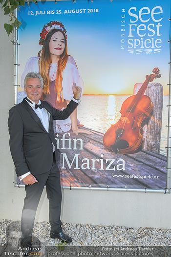 Premiere Gräfin Mariza - Seefestspiele Mörbisch - Do 12.07.2018 - Peter EDELMANN8