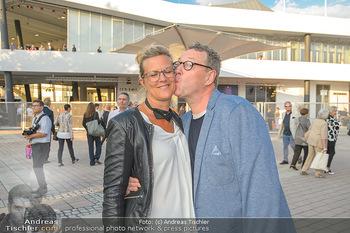 Premiere Gräfin Mariza - Seefestspiele Mörbisch - Do 12.07.2018 - Herbert STEINBÖCK mit Petra13