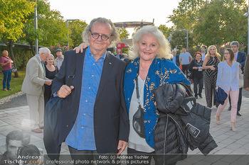 Premiere Gräfin Mariza - Seefestspiele Mörbisch - Do 12.07.2018 - Hans Peter SPAK, Marika LICHTER19