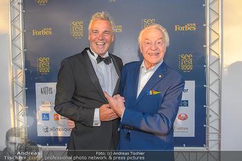 Premiere Gräfin Mariza - Seefestspiele Mörbisch - Do 12.07.2018 - Harald SERAFIN, Peter EDELMANN30