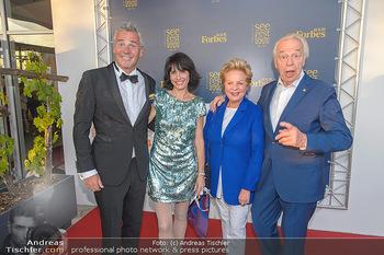 Premiere Gräfin Mariza - Seefestspiele Mörbisch - Do 12.07.2018 - Harald und Ingeborg SERAFIN, Peter EDELMANN mit Silvia36
