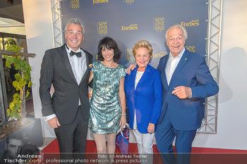 Premiere Gräfin Mariza - Seefestspiele Mörbisch - Do 12.07.2018 - Harald und Ingeborg SERAFIN, Peter EDELMANN mit Silvia38