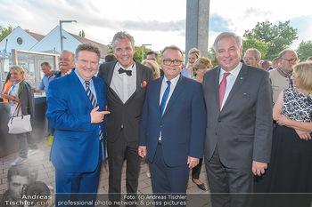 Premiere Gräfin Mariza - Seefestspiele Mörbisch - Do 12.07.2018 - Michael LUDWIG, Hans NIESSL, Hermann SCHÜTZENHÖFER, Peter EDEL47