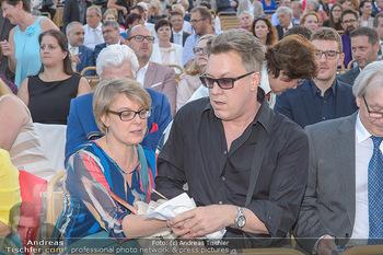 Premiere Gräfin Mariza - Seefestspiele Mörbisch - Do 12.07.2018 - Nicholas OFCZAREK, Tamara METELKA66