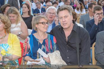 Premiere Gräfin Mariza - Seefestspiele Mörbisch - Do 12.07.2018 - Nicholas OFCZAREK, Tamara METELKA67