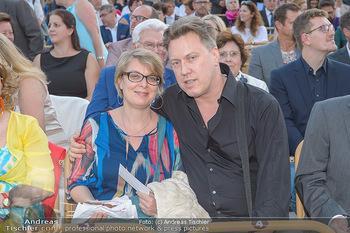 Premiere Gräfin Mariza - Seefestspiele Mörbisch - Do 12.07.2018 - Nicholas OFCZAREK, Tamara METELKA68