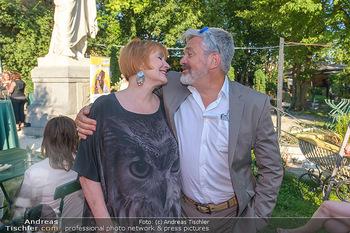 Chris Lohner 75er - Concordia Schlössl - Sa 14.07.2018 - Chris LOHNER, Werner BRIX5