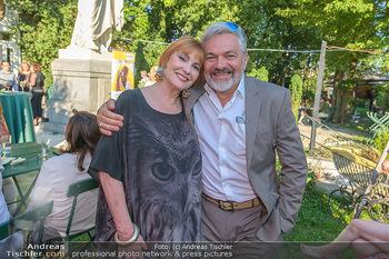 Chris Lohner 75er - Concordia Schlössl - Sa 14.07.2018 - Chris LOHNER, Werner BRIX6