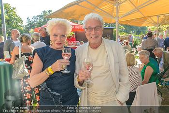 Chris Lohner 75er - Concordia Schlössl - Sa 14.07.2018 - Hans und Susanne BUNDY9