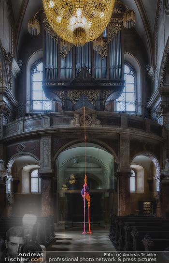 Fotoshooting Franz Josef Baur - Franziskanerkirche und Atelier - Di 17.07.2018 - Kunstwerk5