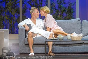 Bühnenfotos ´Boing Boing´ - Stadttheater Berndorf - Sa 21.07.2018 - Bühnenfotos zu Boing, Boing!, Festspiele Berndorf 20186