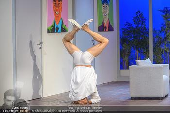 Bühnenfotos ´Boing Boing´ - Stadttheater Berndorf - Sa 21.07.2018 - Bühnenfotos zu Boing, Boing!, Festspiele Berndorf 201810