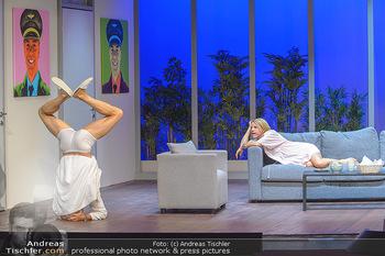 Bühnenfotos ´Boing Boing´ - Stadttheater Berndorf - Sa 21.07.2018 - Bühnenfotos zu Boing, Boing!, Festspiele Berndorf 201811